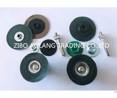 Quick Change Disc Holders For Roloc Discs