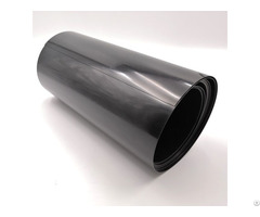 High Impact 1mm Rigid Black Polystyrene Plastic Sheet For Thermoforming