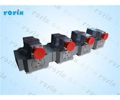 Steam Turbine Spare Parts Servo Valve G761 3033b