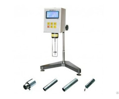 Automatic Digital Viscometer 13 Million Cps