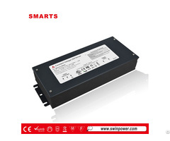 Input 277vac 12 Vdc 150w Power Supply For Led Lights