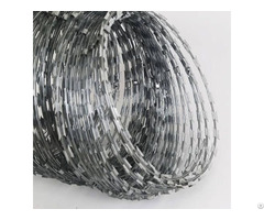Factory Price High Quality Razor Wire Dongfu Global Wholesale Manufacturers