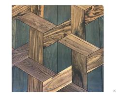 Chevron And 2 Trapezoid Parquet Tiles