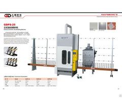 Vertical Automatic Sandblasting Machine