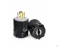 Nema L15 30 Us Male Twist Lock Locking Plug 30a 250v Bl1530p