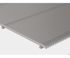 Flat Wedge Wire Panel For Filtering