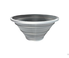 Wedge Wire Screen Centrifuge Basket
