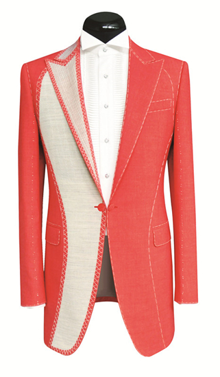100 Wool Tailor Made Business Suit
