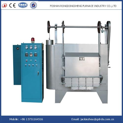 1400c High Temperature Laboratory Muffle Furnace