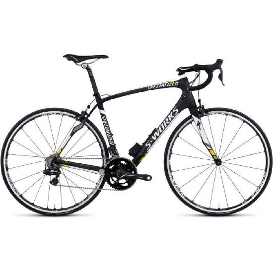 2012 Specialized S Works Roubaix Sl3 Di2 Compact
