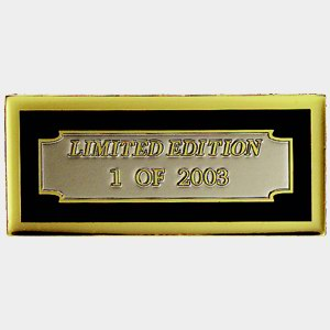 2015 Promotion Gifts Metal Signs With Your Color And Design