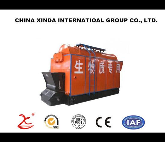 4 Ton Dzh Steam Boiler