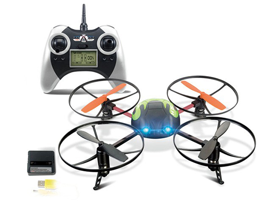 4ch Rc Flying Ufo With 2 4ghz Lcd Screen