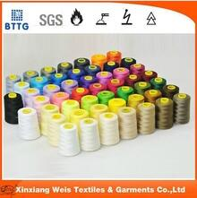 Aramid Fire Retardant Sewing Thread With High Quality