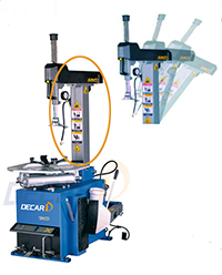 Automatic Car Tyre Changing Machine