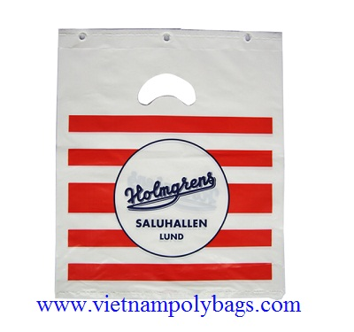 Blockhead Plastic Poly Bag