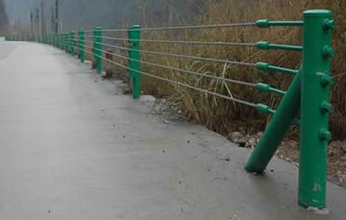Box Beam Guardrail Practical And Elegant Highway Barrier