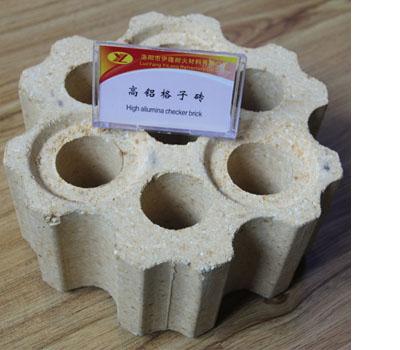 Checker Brick