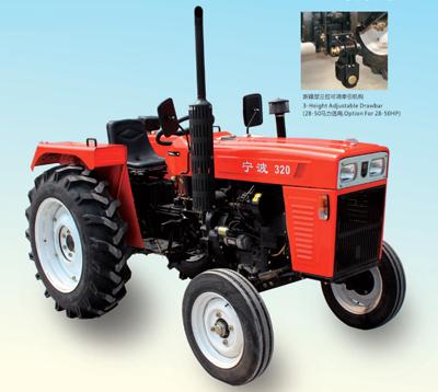 China 28 38hp Tractors