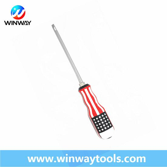 China Hot Sale Pocket Mini Cr V 18mm Blade Phillips And Slotted Screwdriver