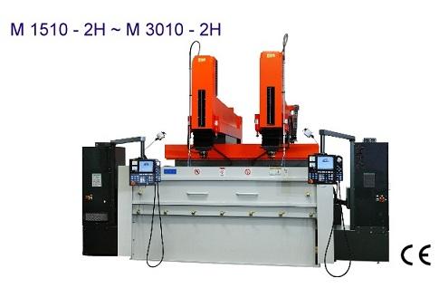 Cnc Sliding Double Column Edm M1510 2h M3010