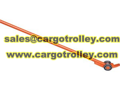 Crowbar For Lifting And Moving Machines