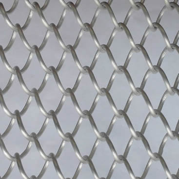 Dorate Metal Coil Drapery