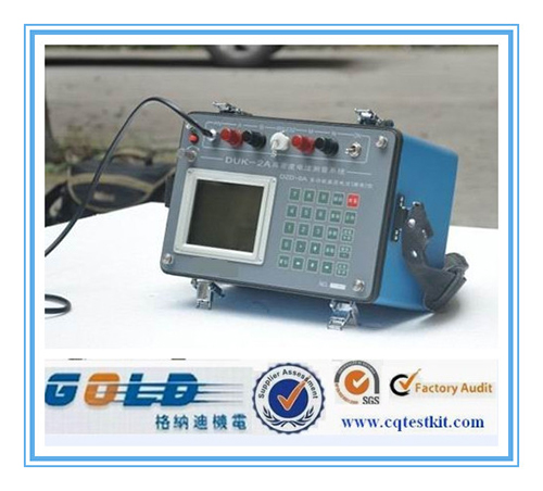 Duk 2a 60 Channel High Resolution Research Tomography Multi Electrode Resistivity Survey Non Metal M