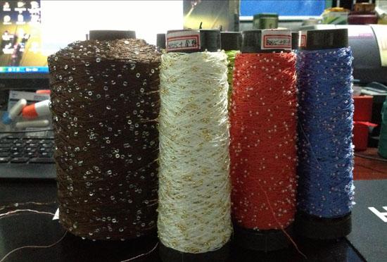 Fashion Bead Yarn Thread