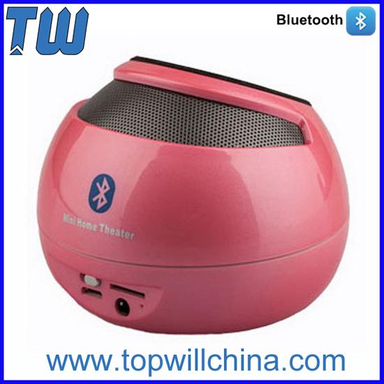Fashion Design Mini Bluetooth Speaker With Hi Tech Phone Absorption Function Free Hand