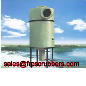 Frp Gas Liquid Separator
