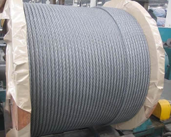 Galvanized Steel Wire Ropes For Sale