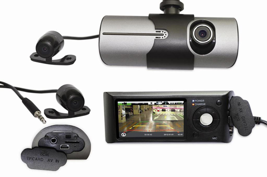 Hd 720p Portable Dvr Car Black Box Dash Cam With Gps G Sensor Av In