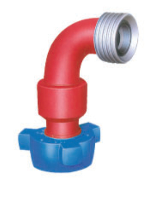 High Pressure Pipe Fittings Swivel Joint