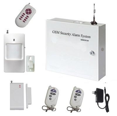 Inteligent Wireless Home Burglar Alarm System Fs Ame502