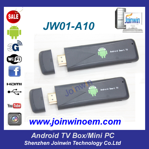 Jw01 Wifi Support Tf Card Android4 0 Mpeg 4 Set Top Box