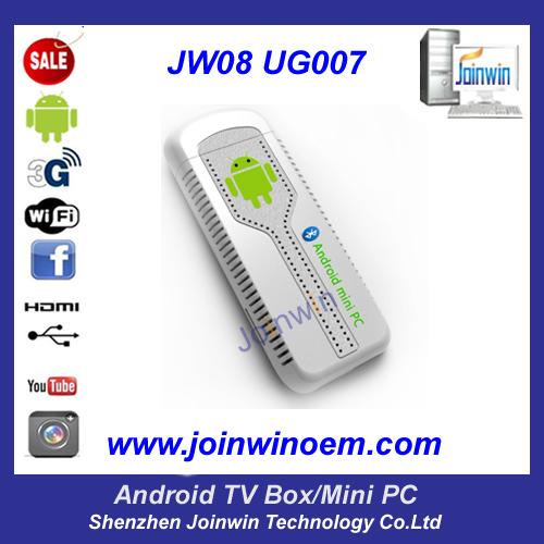 Jw08 1080p Media Dual Core Bluetooth Android 4 1 Internet Tv Set Top Box