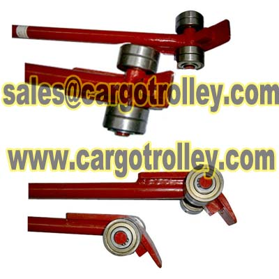 Lifting Bar For Moving And Handling Works
