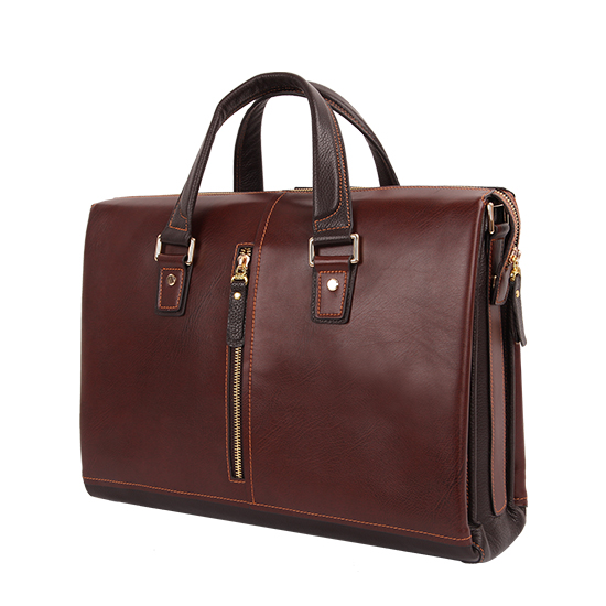 Manufacturing Business Leather Handbags For Men