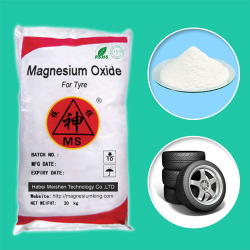 Meishen Magnesium Oxide Hot Sell