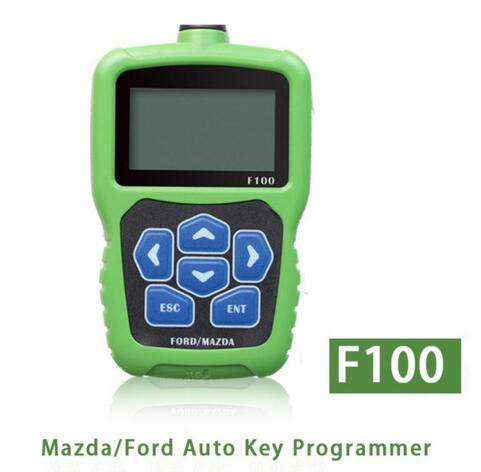 New Arrival F100 Key Programmer And Odometer Tool For Mazd A D Programming Auto Smart Keys With