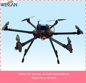 Nnew Condition Carbon Fiber Unmanned Aerial Vehicle Uav Drone Gyriplane For Photography Or Survey