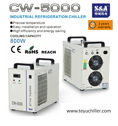 S A Closed Loop Chiller For Laser Scan Engraving Photo S