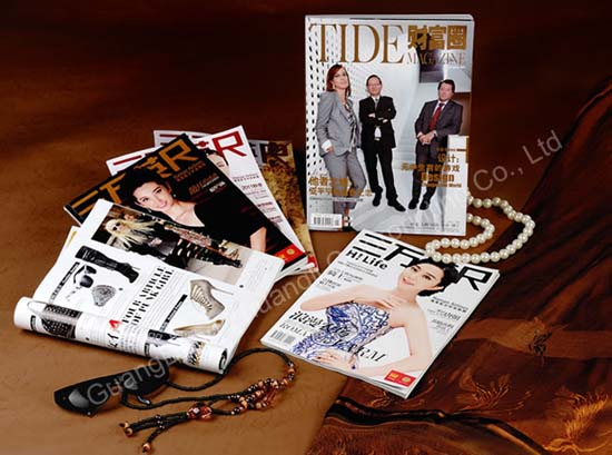 Sell High Quality Books Magazines Printing