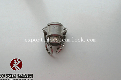 Stainless Steel Camlock Coupling Typec