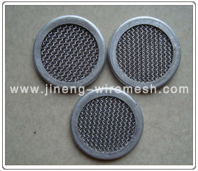 Stainless Steel Wire Mesh Performance Mineral Load