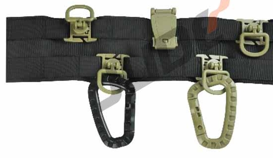 Tecsys Fastening System Webbing For Military Molle