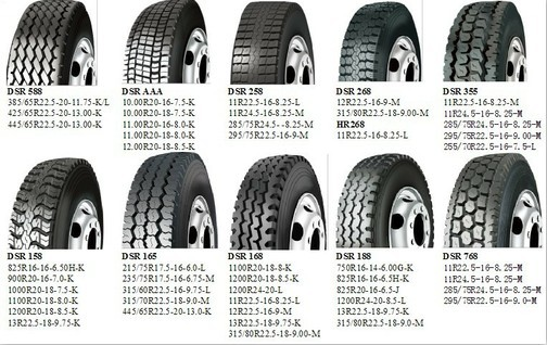 Tire For Truck Bus Passenger Car Agriculture Vehicel Industrial Speical
