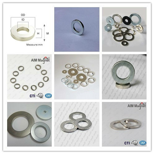 Top Sell High Quality Custom Size Round Neodymium Permanent Magnet For Sale