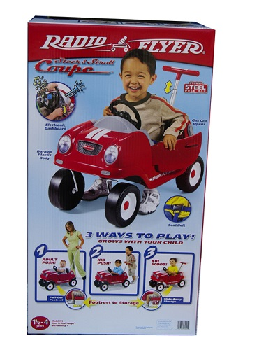 Toy Car Package Box